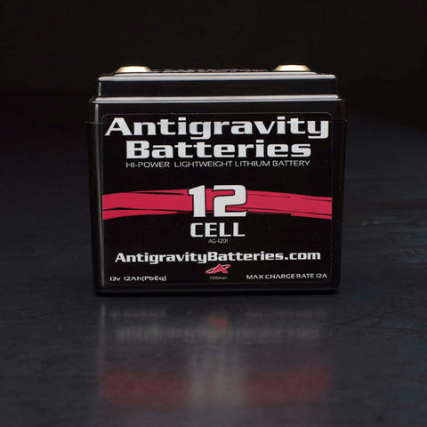 Antigravity 12-Cell Small Case Lithium Battery
