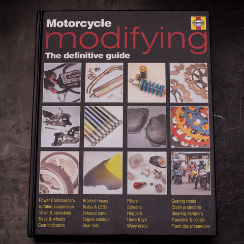 Motorcycle Modifying: The Definitive Guide