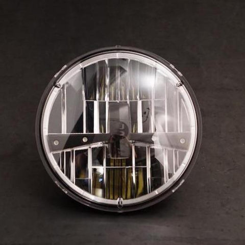 & United Pacific 7 inch LED Headlight - Revival Cycles azcodes.com