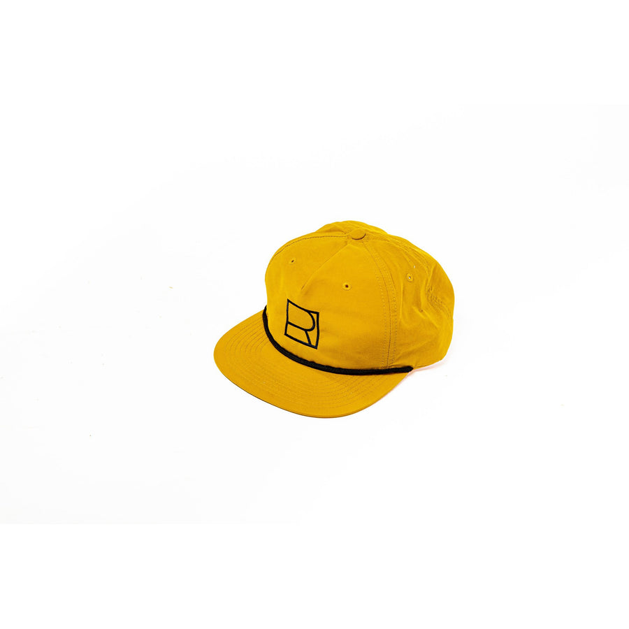 Mark River Hat in Yellow