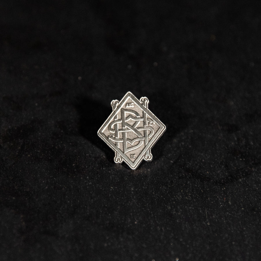 HBS Crest Die Struck Lapel Pin