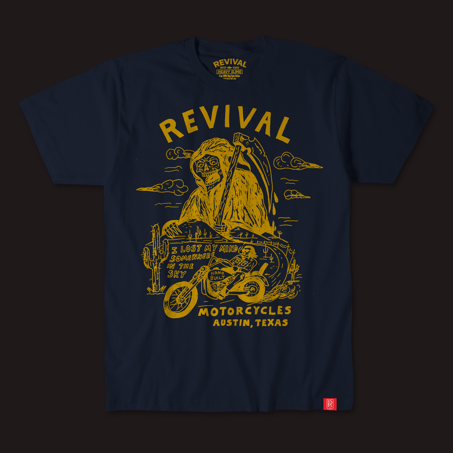 Revival Artist Series: Heavy Slime - Navy