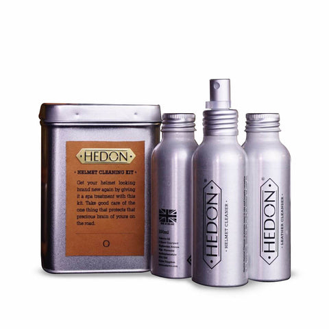 Hedon - Helmet Care and Cleaning Kit