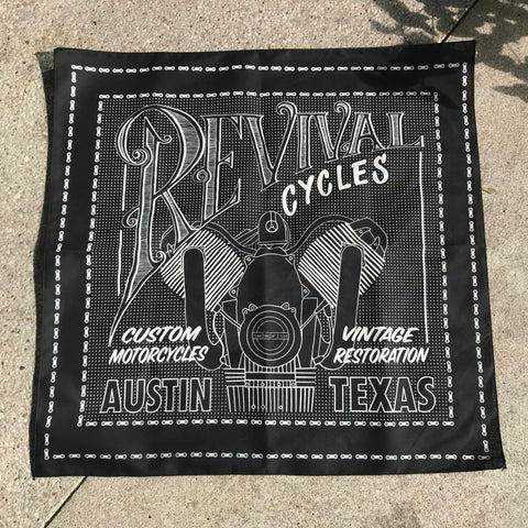 Revival Cycles Ranch Hand Bandana