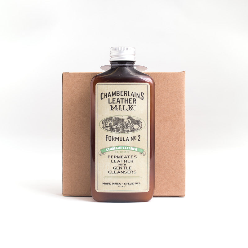 Chamberlain's Leather Milk Formula 2 Leather Cleaner