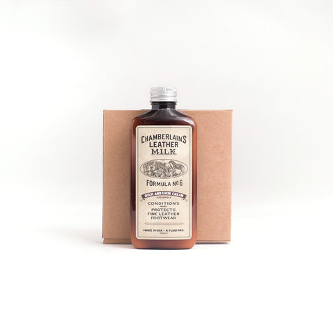 Chamberlain's Leather Milk Formula 6 Footwear Conditioner