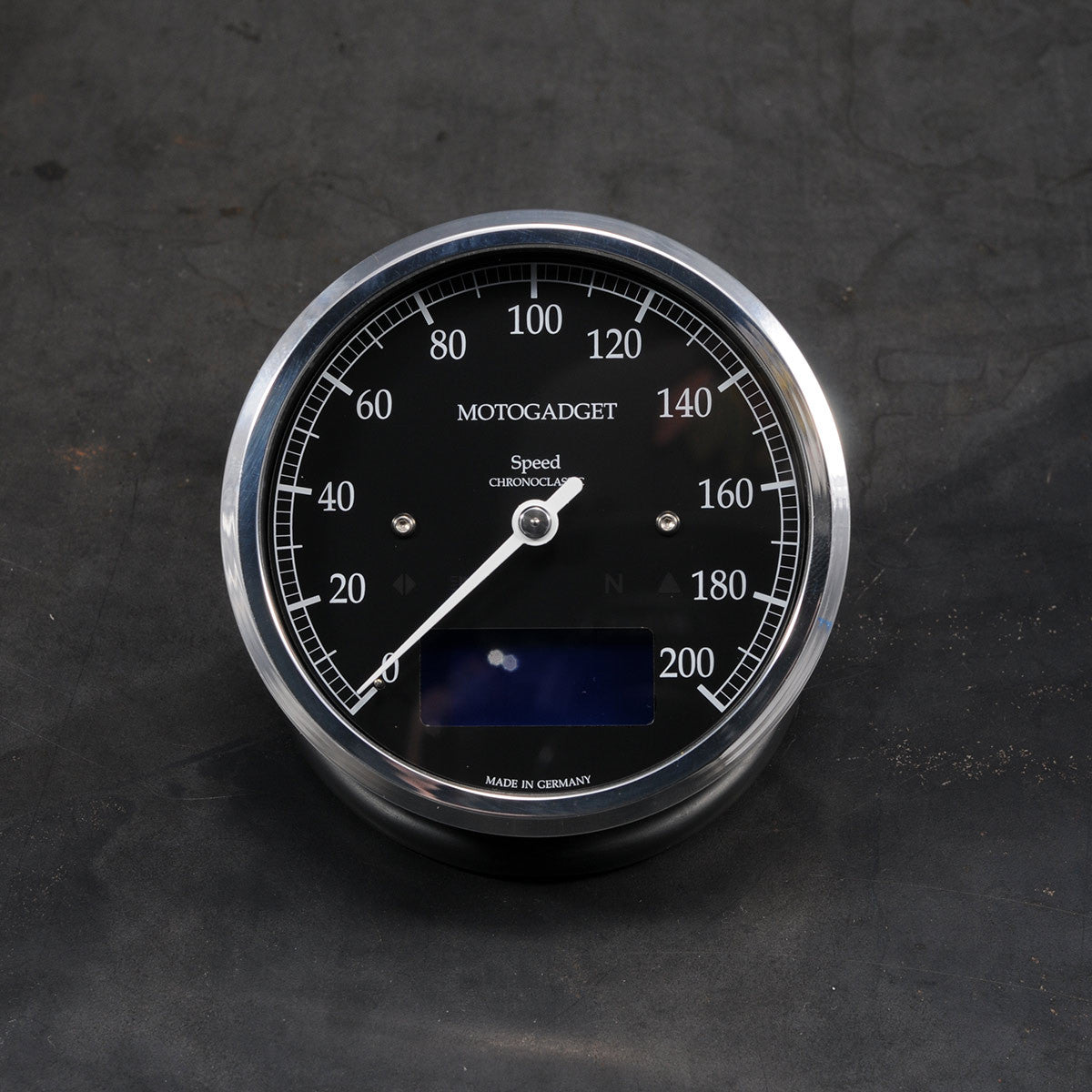 Motogadget Chronoclassic Speedometer - Revival Cycles