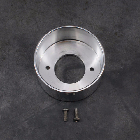 The Motoscope Tiny Outer Cup A in polished finish.