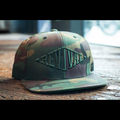 Revival Hunter Snapback Hat