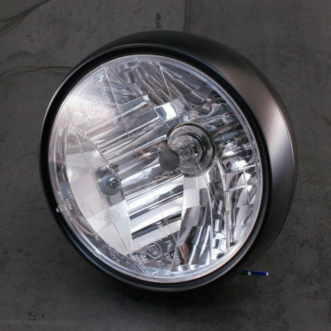LSL Clubman Headlight Front