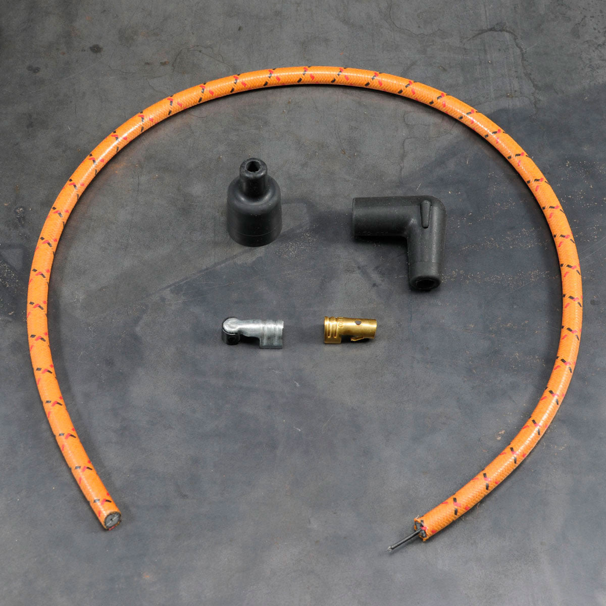 Zip Tie Spark Plug Wiring Harness Free Download Revival Signature Wire Kit Car At
