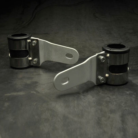 Tommaselli Motorcycle Headlight Brackets - Revival Cycles