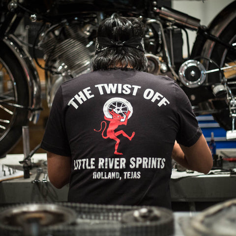 The Twist Off El Diablo Shirt - Revival Cycles