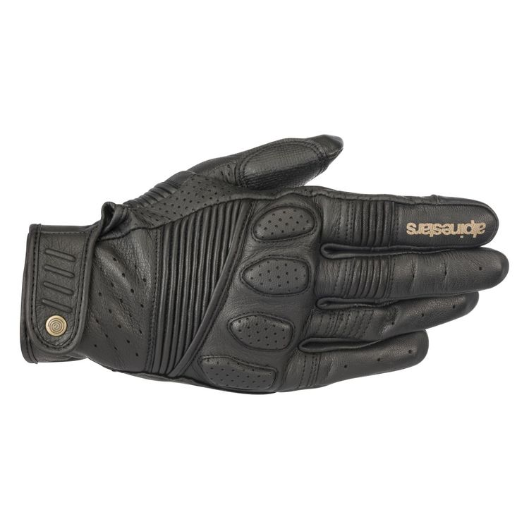 Alpinestars Oscar Crazy 8 Gloves - Black