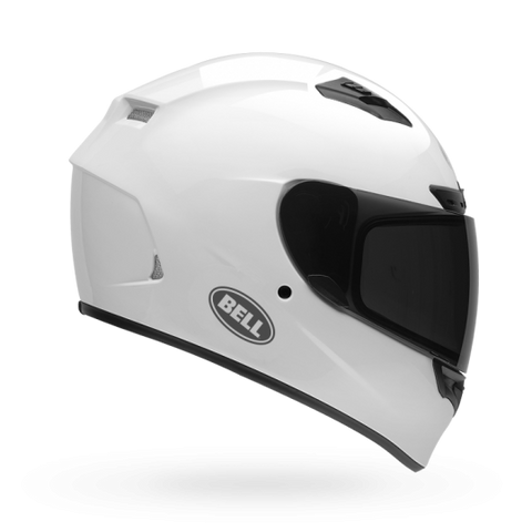 Bell Qualifier DLX Helmet - Gloss White - Revival Cycles