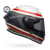 Bell Race Star Flex Helmet -  Roland Sands Designs Carbon Red/Gold/Black - Revival Cycles