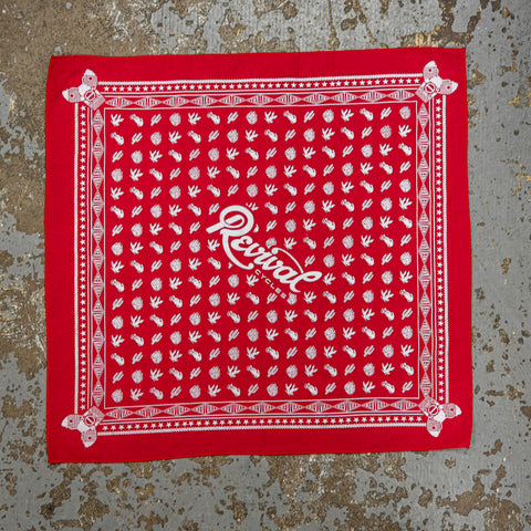 Revival Cycles Dustbin Bandana