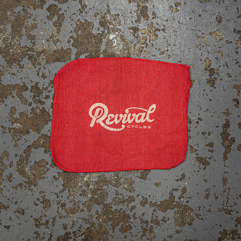 Revival Script Shop Rag