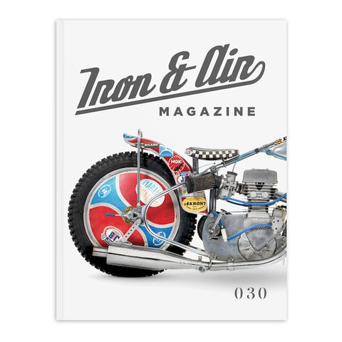 Iron & Air Magazine - Issue 30