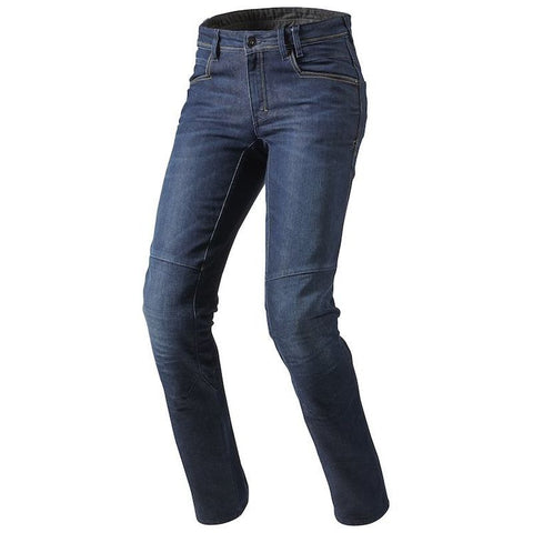 REV'IT! Seattle Jeans - Dark Blue
