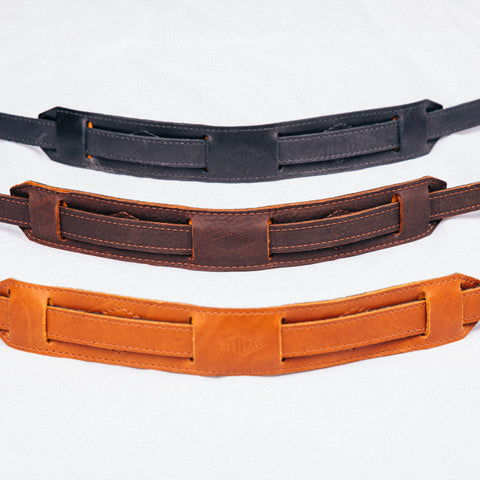 Revival Cycles In-House Leather Martin Camera Strap
