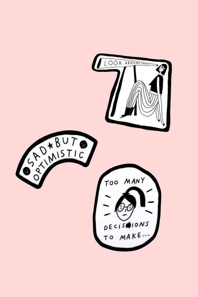 Introspective Sticker Pack