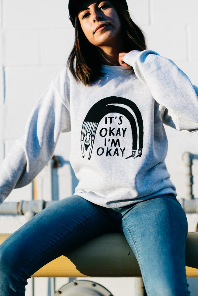 It's Okay Sweater