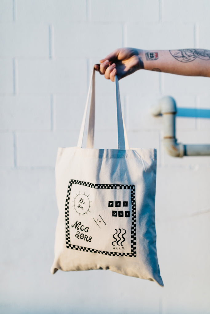 Nice & Great Tote