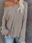 Coffee Knit Sweater