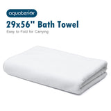 "Home Hotel Bath Towel 29""x56"" 600Gsm, Grey"