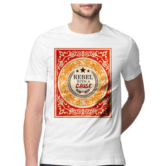 Rebel T Shirt for Men / Digital Gandhi