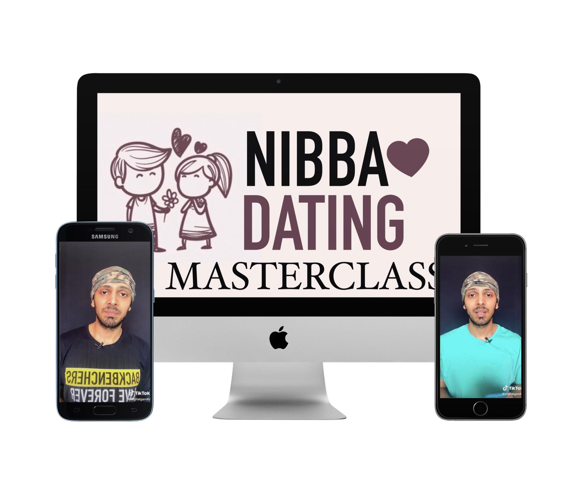 Dating for Nibbis Masterclass by Digital Gandhi