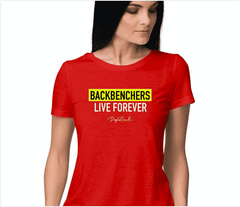 BackBenchers T-shirt / Digital Gandhi