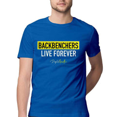 BackBenchers Men's T-shirt - goodnetwor - Clothing - Printrove