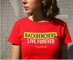 BackBenchers T-shirt / Digital Gandhi - Good Network by Digital Gandhi Digital Gandhi ,