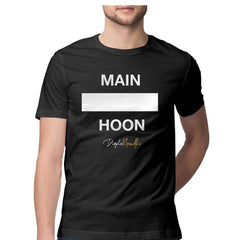 Main Hoon T Shirt by Digital Gandhi - Good Network by Digital Gandhi Digital Gandhi ,