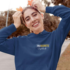 No Regrets Special Hoodie / Digital Gandhi - Good Network by Digital Gandhi Digital Gandhi ,
