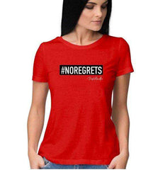 No Regrets T Shirt / Digital Gandhi - Good Network by Digital Gandhi Digital Gandhi ,