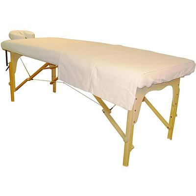Flannel Massage Table and Face Cover Set by Sivan - Massage Table Depot