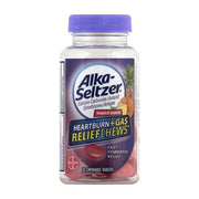 Alka-Seltzer Heartburn + Gas Relief Tropical Punch Chewables