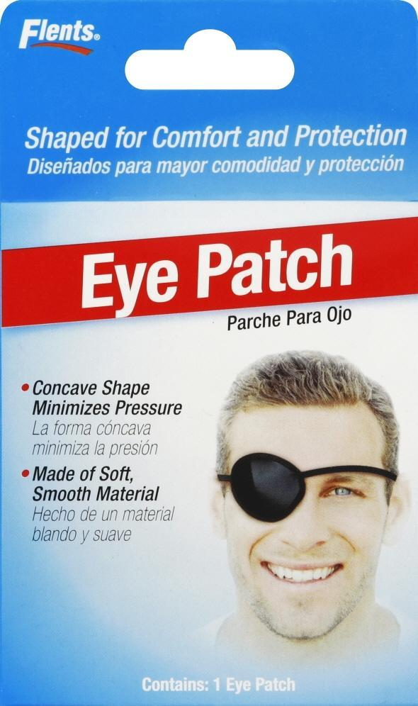 Flents Eye Patch Regular Black
