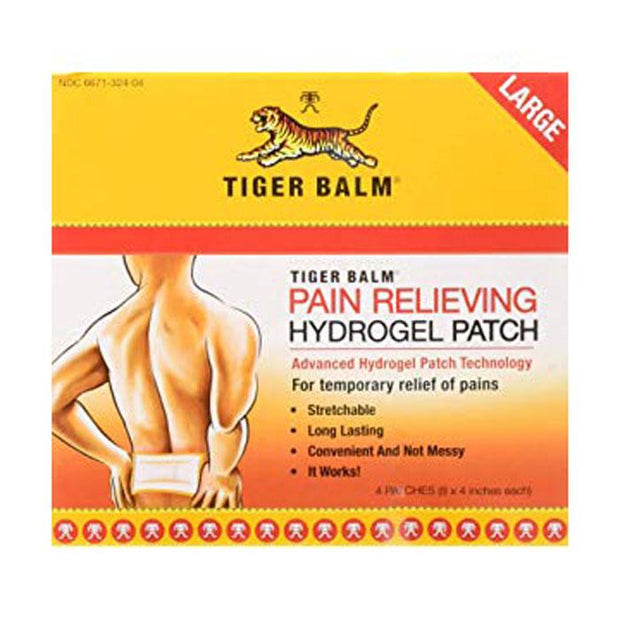 Tiger Balm Pain Relief Patch