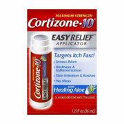 Cortizone-10 Easy Relief Applicator Anti-Itch Liquid with Aloe