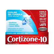 Cortizone-10 Cooling Relief Max Strength Gel