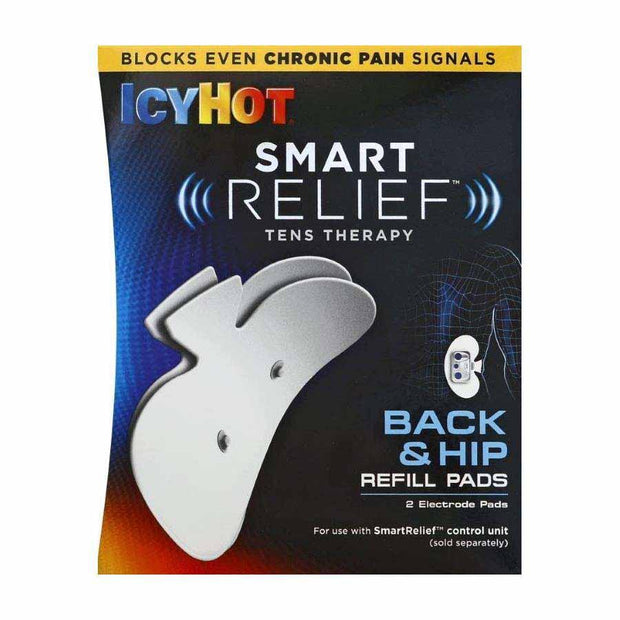 Icy Hot Smart Relief Tens Therapy Back & Hip Refill Pads