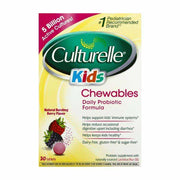 Culturelle Kids Digestive Health Probiotic Berry Chewables