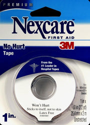 Nexcare Wrap No Hurt Tan 1 in. x 2.2 yd