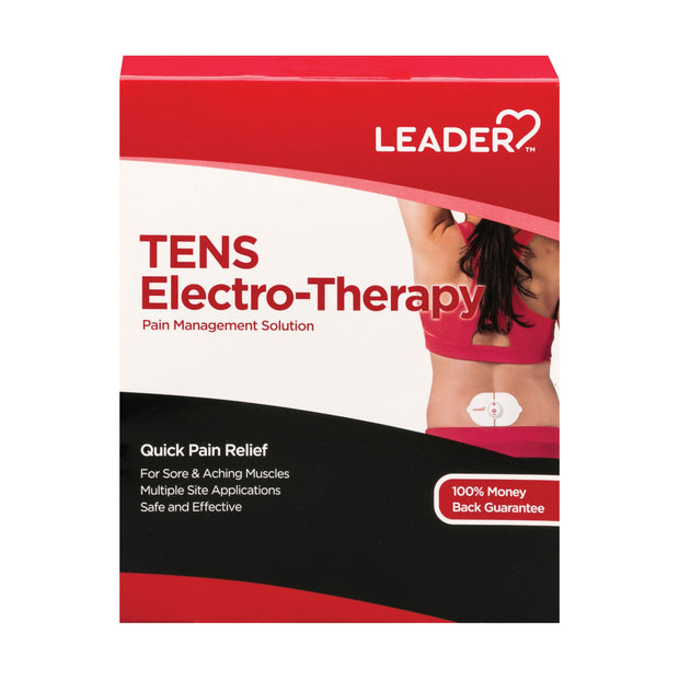 LEADER TENS Electro-Therapy Kit