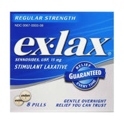 Ex-Lax Stimulant Laxative 15mg Tablets