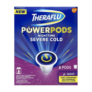 Theraflu Power Pods Nighttime Severe Cold